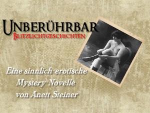 Sinnliche Novelle von Anett Steiner